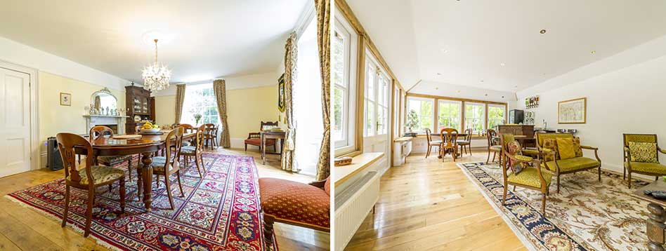 Molland House Bed and Breakfast Bar